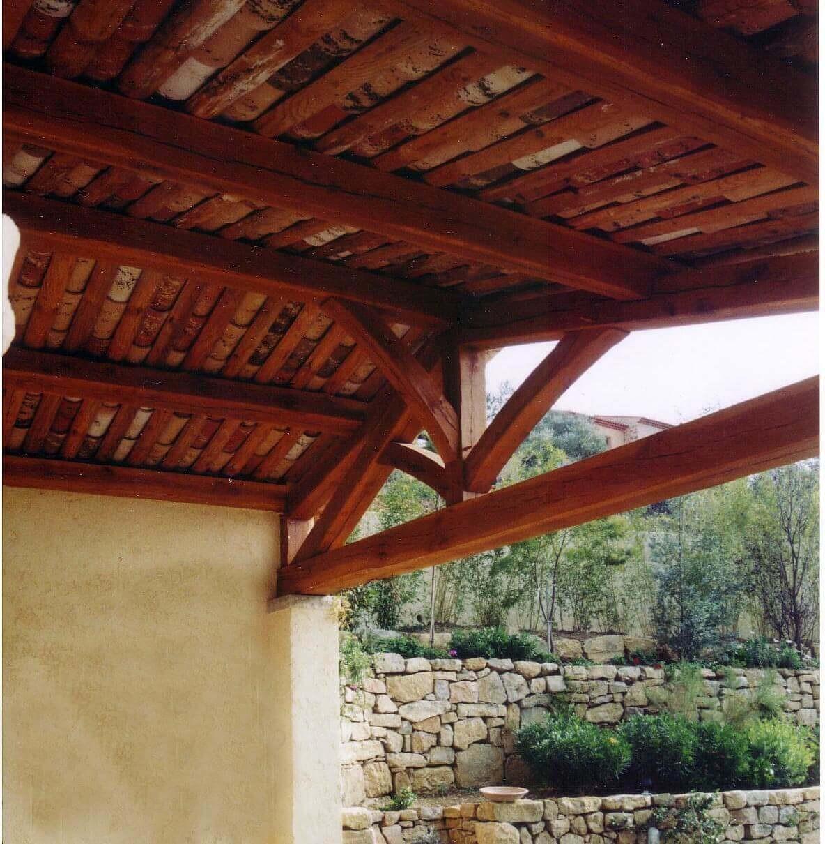 Charpente et création Alpes-Maritimes charpente ossature et maison en bois